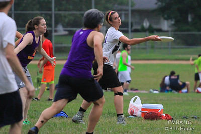 CMUA Monday Night Summer League Aug 1st, 2016