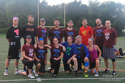 CMUA Monday Night Summer League Finals Aug 7th, 2017