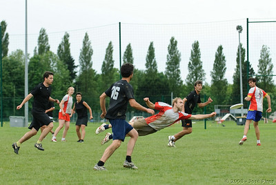 Championnat Open - 2008