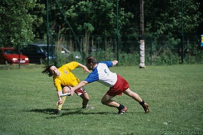 Championnat Outoor 2006 - Phase retour