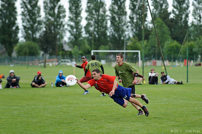 Championnat outdoor 2010 - Phase Finale