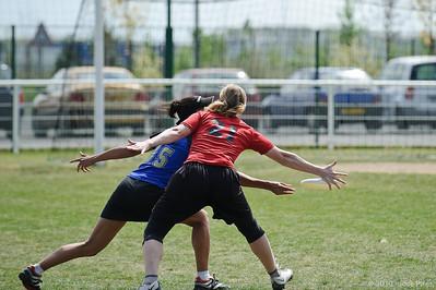 Coupe Féminine 2010 - Finale