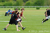 Coupe Junior 2012, Sablé sur Sarthe, France.<br /> Friz'toi vs Frisbeurs. Junior U17.<br /> PhotoID : 2012-05-05-0026
