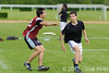 Coupe Junior 2012, Sablé sur Sarthe, France.<br /> Friz'toi vs Frisbeurs. Junior U17.<br /> PhotoID : 2012-05-05-0031