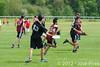 Coupe Junior 2012, Sablé sur Sarthe, France.<br /> Friz'toi vs Frisbeurs. Junior U17.<br /> PhotoID : 2012-05-05-0011
