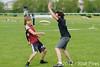 Coupe Junior 2012, Sablé sur Sarthe, France.<br /> Friz'toi vs Frisbeurs. Junior U17.<br /> PhotoID : 2012-05-05-0038