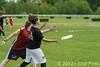 Coupe Junior 2012, Sablé sur Sarthe, France.<br /> Friz'toi vs Frisbeurs. Junior U17.<br /> PhotoID : 2012-05-05-0021