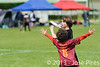 Coupe Junior 2013, Sablé sur Sarthe, France.<br /> U14. RFO (La Flotte en Ré)   vs Frisbeurs Nantais (Nantes)<br /> PhotoID : 2013-05-11-0022