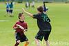 Coupe Junior 2013, Sablé sur Sarthe, France.<br /> U14. RFO (La Flotte en Ré)   vs Frisbeurs Nantais (Nantes)<br /> PhotoID : 2013-05-11-0016