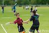 Coupe Junior 2013, Sablé sur Sarthe, France.<br /> U14. RFO (La Flotte en Ré)   vs Frisbeurs Nantais (Nantes)<br /> PhotoID : 2013-05-11-0018