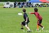 Coupe Junior 2013, Sablé sur Sarthe, France.<br /> U14. RFO (La Flotte en Ré)   vs Frisbeurs Nantais (Nantes)<br /> PhotoID : 2013-05-11-0036