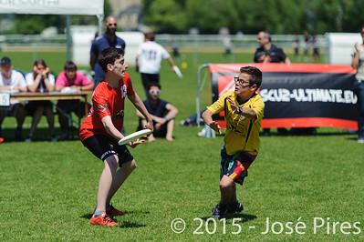 Coupe Junior 2015. U15