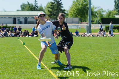 Coupe Junior 2015. U17 Mixte