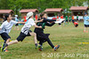 Coupe de France  Junior 2016, Lamotte-Beuvron.<br /> U13. Frisbeurs vs UPA<br /> PhotoID : 2016-05-07-0214