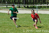 Coupe de France  Junior 2016, Lamotte-Beuvron.<br /> U15. Pat'a MUD'lé vs  Frisbeurs<br /> PhotoID : 2016-05-07-0545
