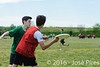 Coupe de France  Junior 2016, Lamotte-Beuvron.<br /> U15. Frisbeurs vs Courtry UF<br /> PhotoID : 2016-05-07-0313