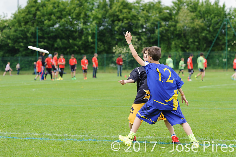 Coupe de France Junior 2017, Saint Sébastien sur Loire, France.<br /> U13. Sun Light vs OUF Bleu<br /> PhotoID : 2017-05-13-0005