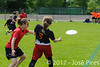 Coupe de France Junior 2017, Saint Sébastien sur Loire, France.<br /> U17 Mixte. Manchots vs Fus'Yon<br /> PhotoID : 2017-05-13-0189