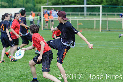 Coupe Junior 2017. U17 Mixte