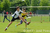 Coupe de France Junior 2017, Saint Sébastien sur Loire, France.<br /> U17 Open. OUF vs Tchac Sparrow<br /> PhotoID : 2017-05-13-0167