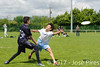 Coupe de France Junior 2017, Saint Sébastien sur Loire, France.<br /> U17 Open. Freezgo vs Magic Disc<br /> PhotoID : 2017-05-13-0174