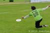Coupe master 2012, Sablé sur Sarthe, France.<br /> Frisbeurs vs Tchac. Master<br /> PhotoID : 2012-05-06-0273