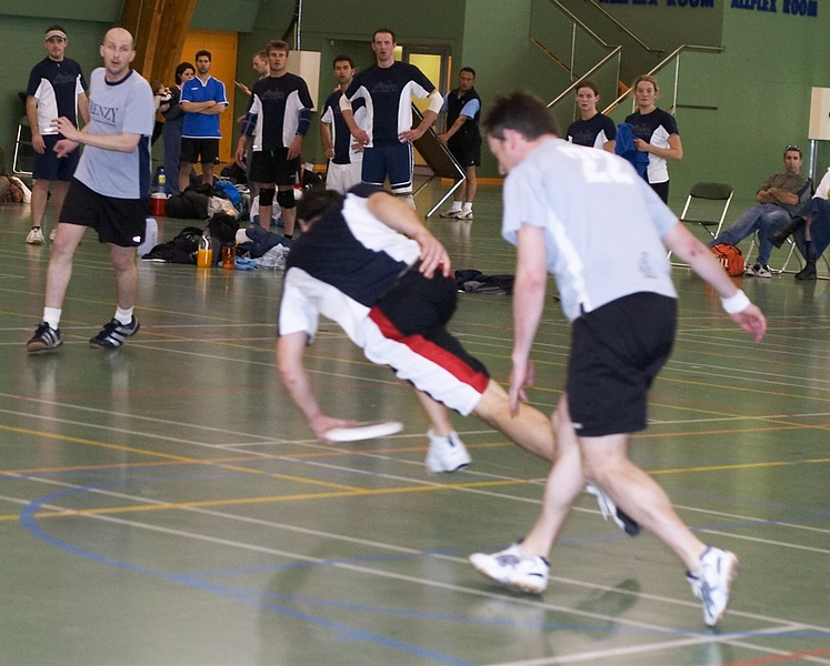 Indoor Nationals - 2005