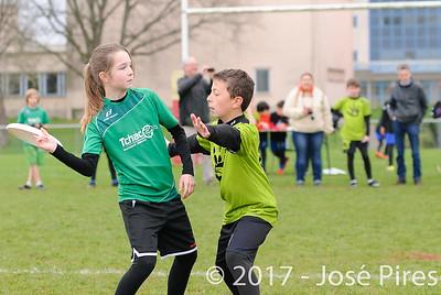 Championnat Régionnal Junior Pays de La Loire 2017, Le Mans, France. PhotoID : 2017-03-26-0056