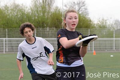 Championnat Régionnal Junior Pays de La Loire 2017, Le Mans, France. PhotoID : 2017-03-26-0115