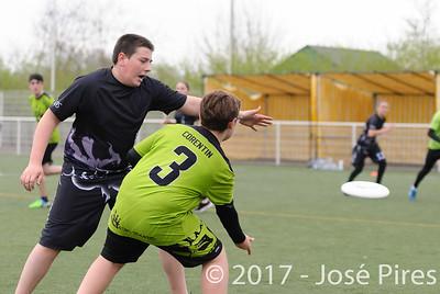 Championnat Régionnal Junior Pays de La Loire 2017, Le Mans, France. PhotoID : 2017-03-26-0092