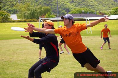 NZ Mixed Nationals - 2011