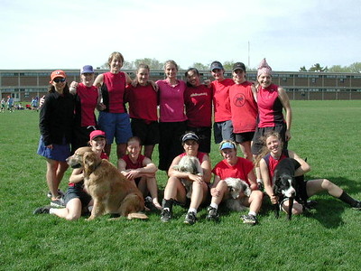 Team Betty 2001
