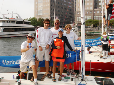 Dennis Conner's International Yacht Club Challenge, NYC 2006.