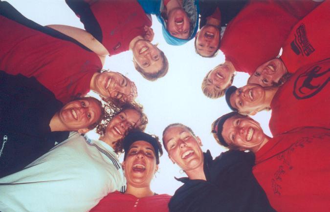 Team Betty 2001