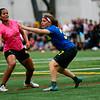 Women's shortened indoor semi-final Revolution (Colombia Women's) vs Brute Squad (USA Women's). 2018 World Ultimate Club Championships -- 20 July 2018