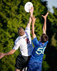 AUDL game between the San Francisco FlameThrowers and the visiting  Vancouver Riptide , Oakland USA. © 2017 Robert Engelbrecht. All Rights Reserved.
