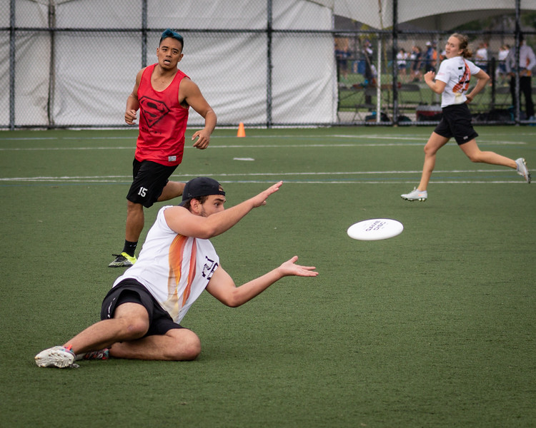 Canadian Ultimate Championships Mixed Division - Day 1 - Aug 23, 2018.