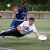 Canadian Ultimate Championships Mixed Division - Finals - Aug 26, 2018.