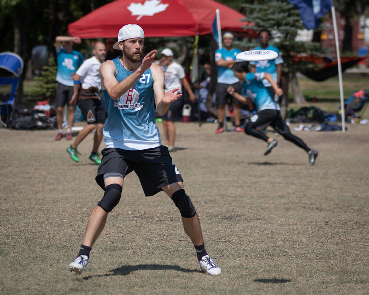 Winnipeg, Canada: Masters Mixed at WMUCC. Aug 3, 2018.© 2018 Robert Engelbrecht. All rights reserved