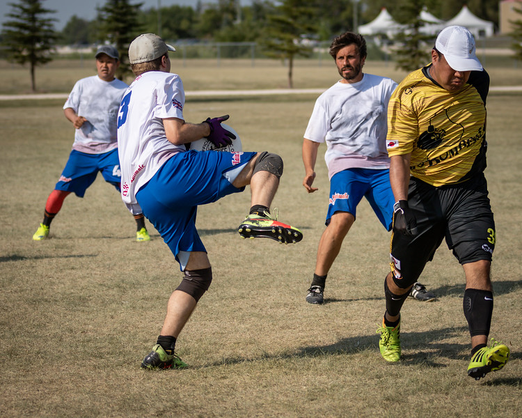 World Masters Ultimate Club Championships - Wednesday