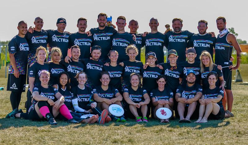 Winnipeg, Canada: Masters Mixed, Spectrum at WMUCC. Aug 1, 2018.© 2018 Robert Engelbrecht. All rights reserved