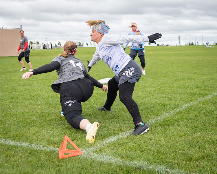 2019 Canadian Ultimate Championships - Edmonton . Aug 15-19, 2019