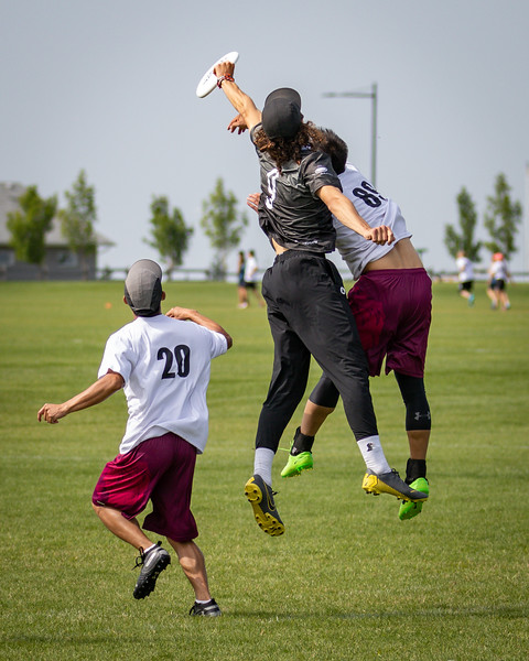 2019 Canadian Ultimate Championships - Edmonton . Aug 15-18, 2019