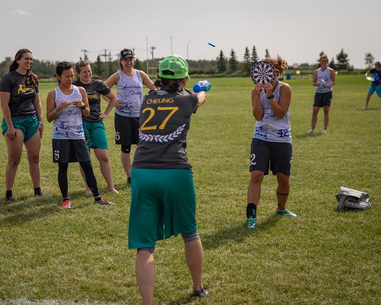 2019 Canadian Ultimate Championships - Edmonton . Aug 15-18, 2019