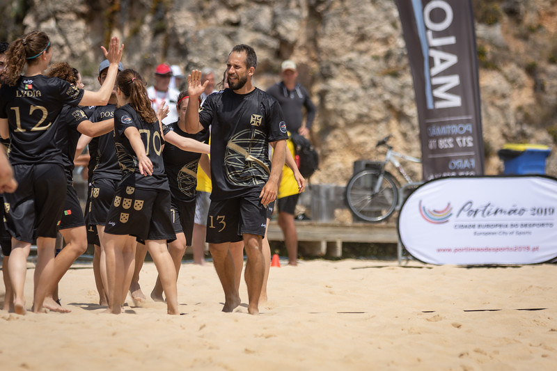 WFDF 2019 European Beach Ultimate Championships . May 6-11, 2019