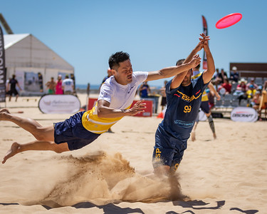 2019 European Beach Ultimate Championships