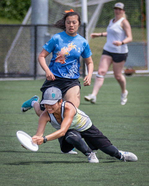 2019 Flower Bowl, Surrey, BC, Canada. 1-2 Jun 2019