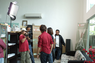 RTM TV Magazine Shooting