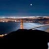 An Evening Above San Francisco