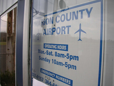 Marion County Airport, GA